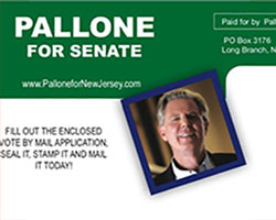 Pallone for Senate