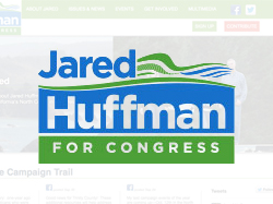 Jared Huffman for Congress