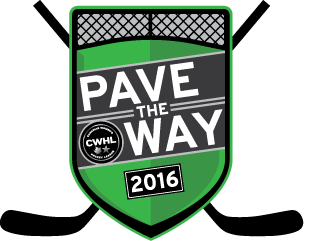 Pave The Way | Canadian Women's Hockey League