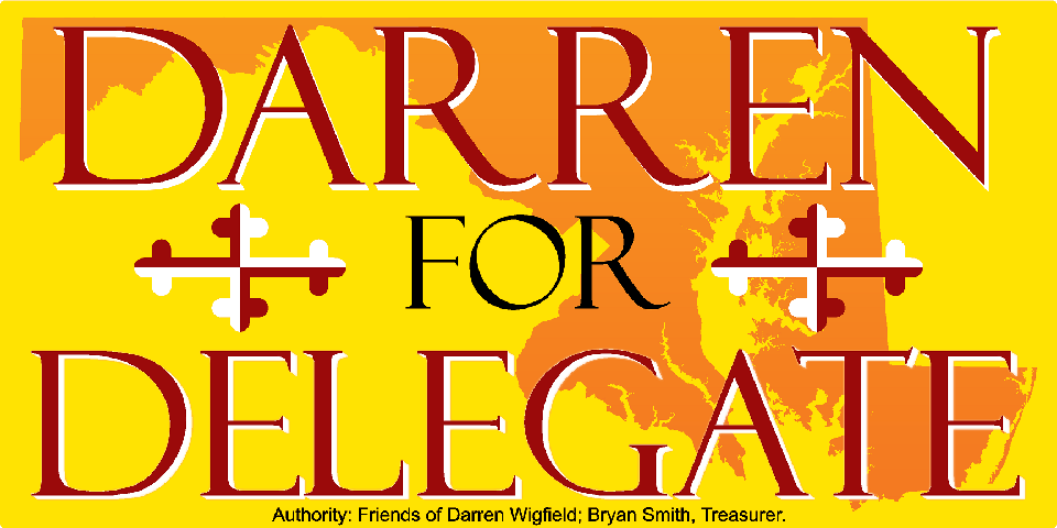 Darren for Delegate