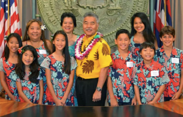 Educating the Future of Hawai'i