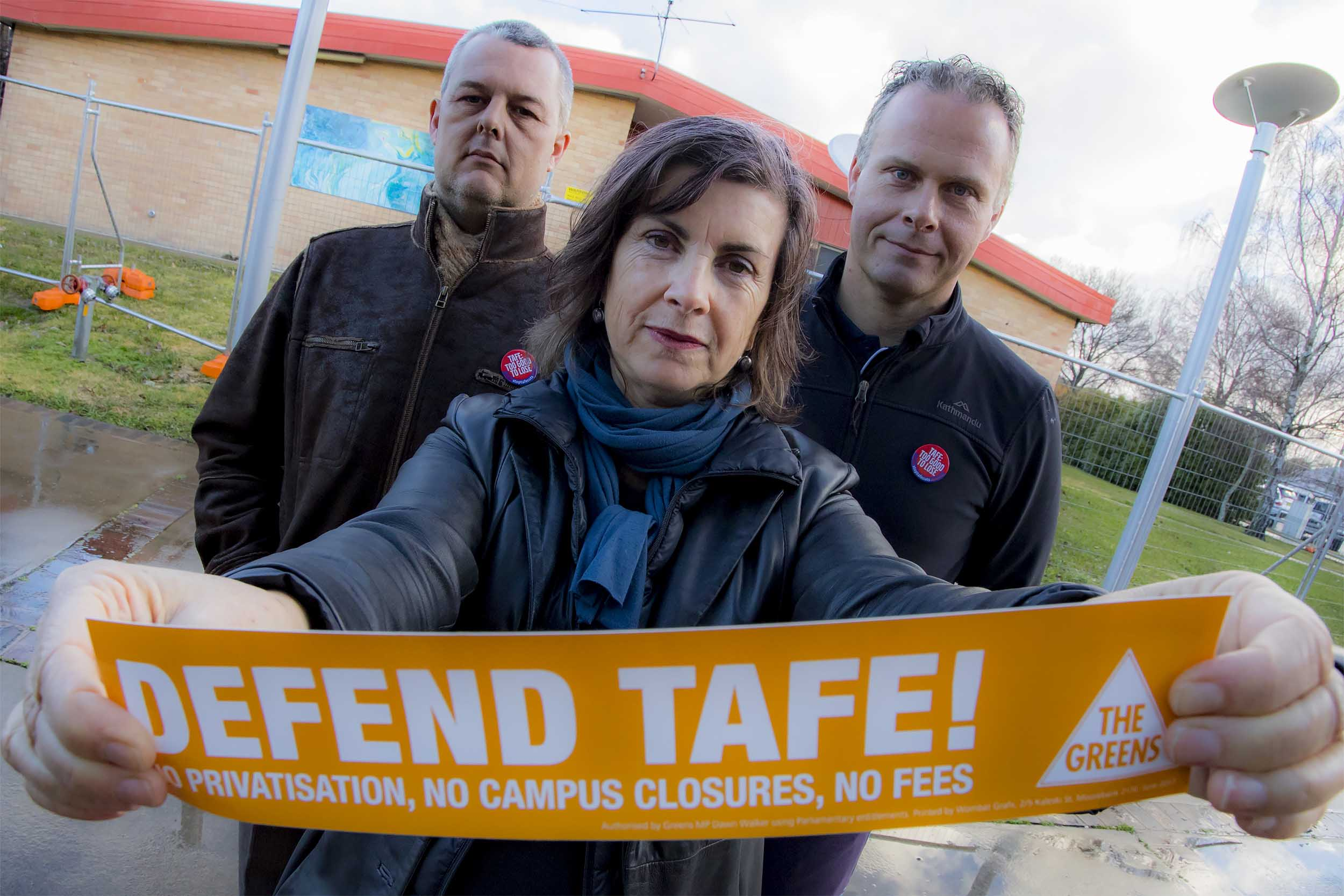Greens to hold Central Coast TAFE Forum - Dawn Walker MP