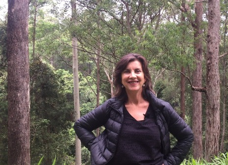 Greens MP visits Bellingen to call for an end to Native Forest Logging - Dawn Walker MP