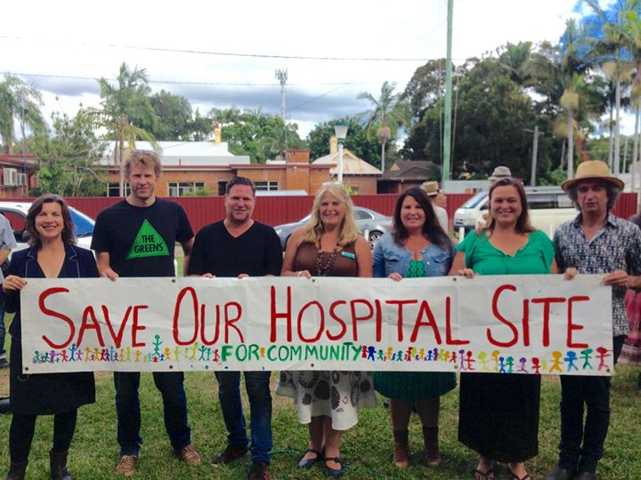 Liberal-Nationals fail to deliver Mullumbimby Hospital Land - Dawn Walker MP