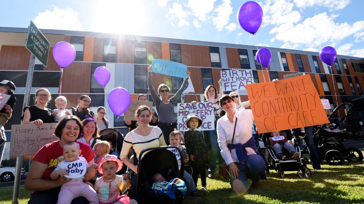 Government dodging questions on future of  Tamworth Community Midwifery Service - Dawn Walker MP