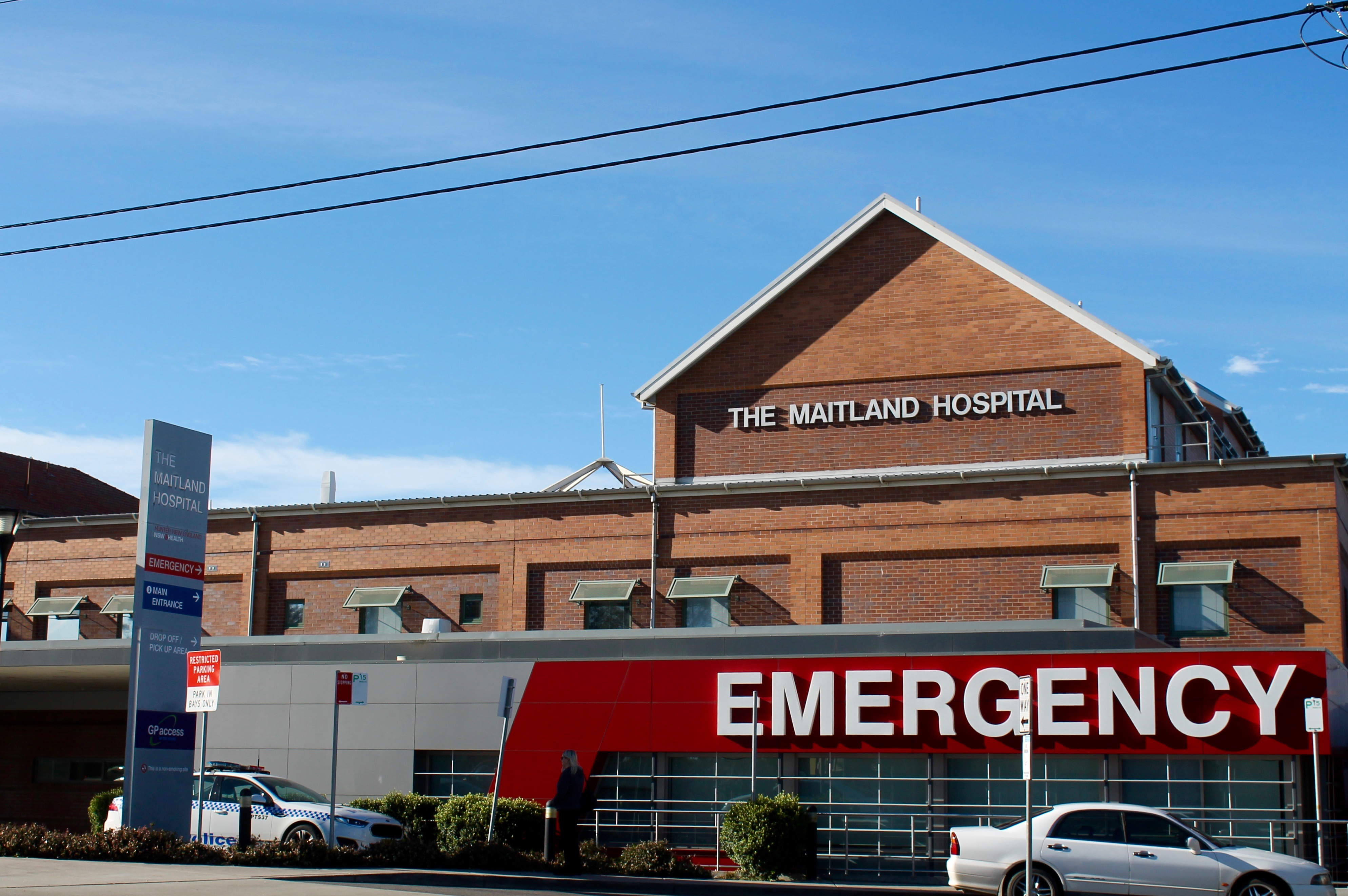 Greens support calls for Lower Hunter Hospital  to stay in public hands - Dawn Walker MP