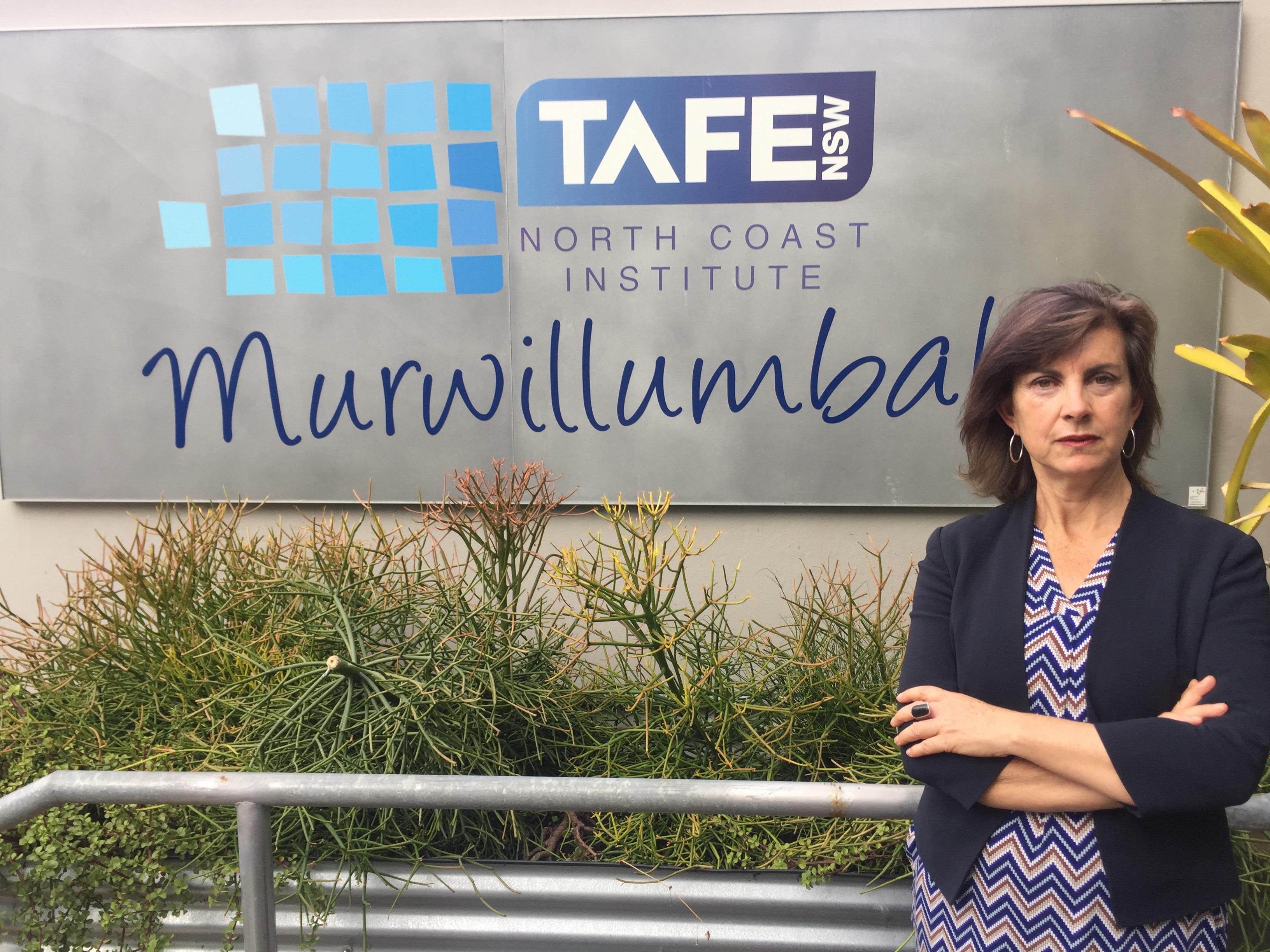 Save Murwillumbah TAFE! - Dawn Walker MP