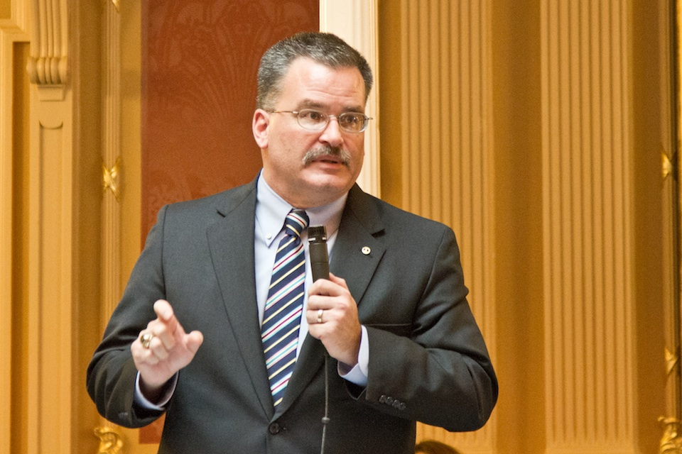 Delegate Ed Scott