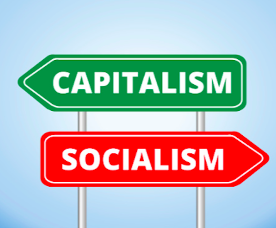 socialism and capitalism essays One promotes free market conditions, the other incorporates elements of centralized economic planning read more to learn the differences between capitalism and.
