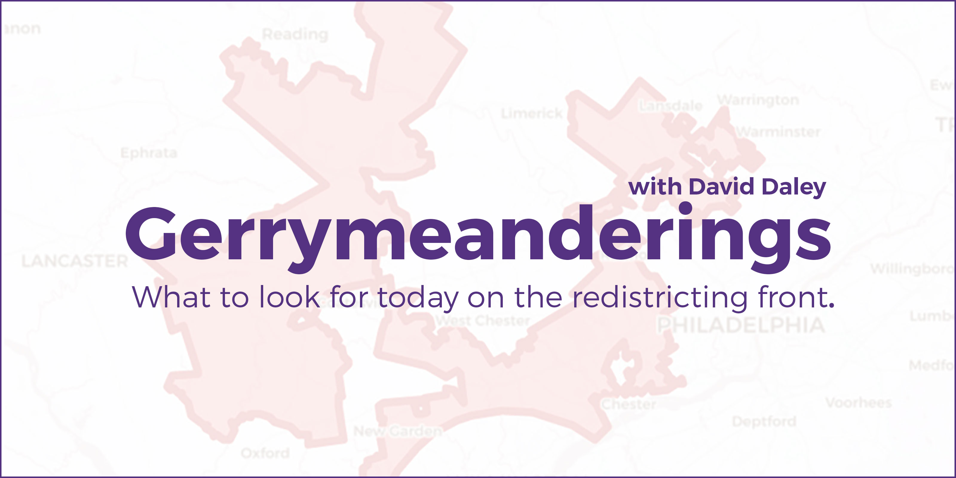 """""""Simply put, there is no hurry"""": PA gerrymander gets audacious defense from six secretaries of state"""