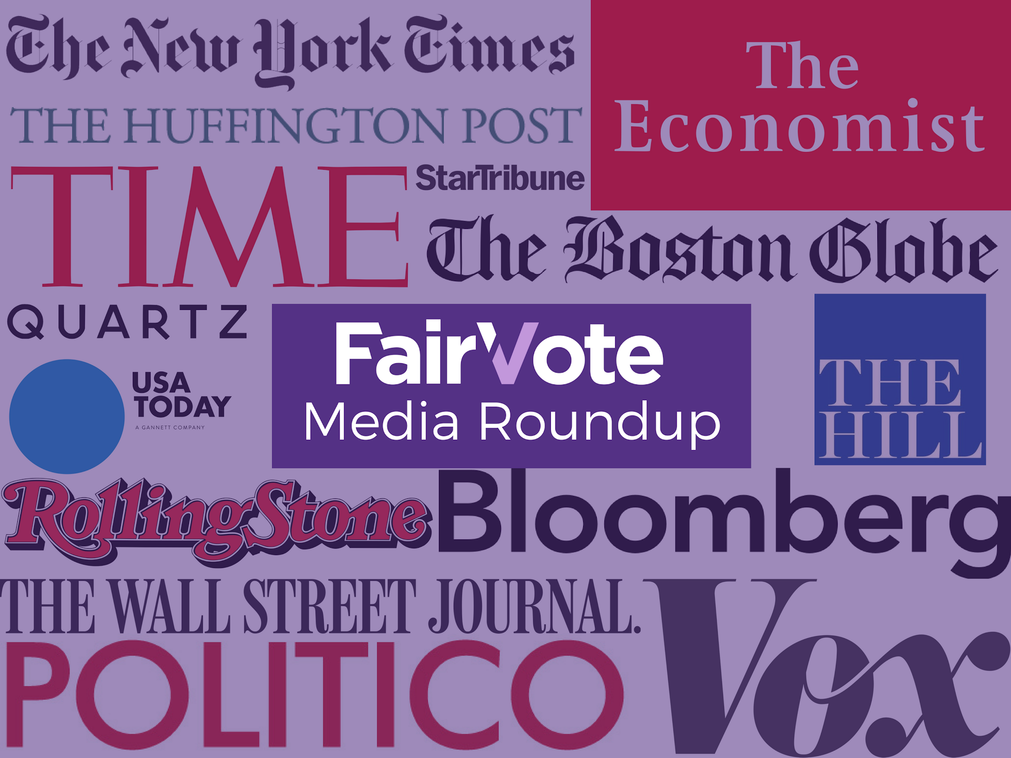 Big news for ranked choice voting in this week's media roundup