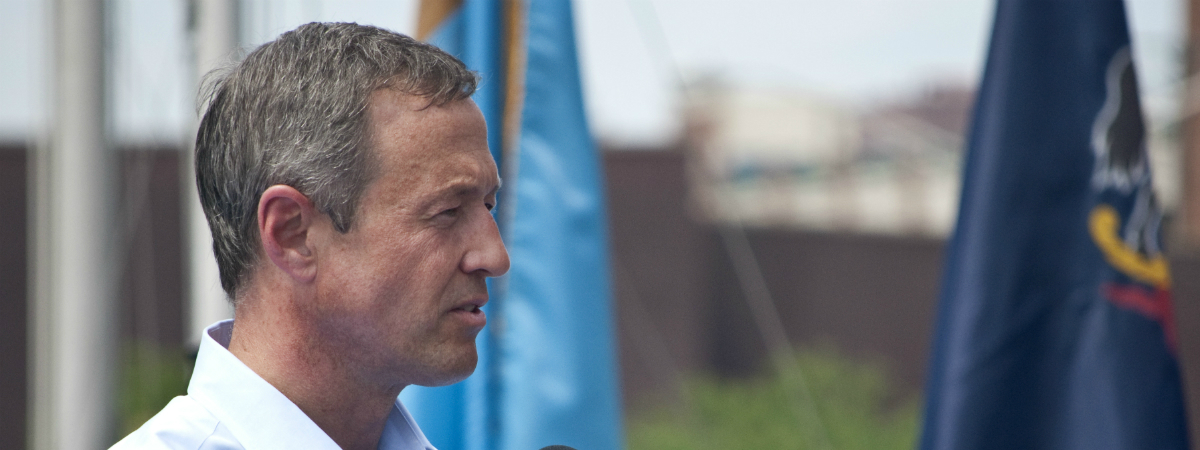 O'Malley's plea for second-choice support meaningless without RCV