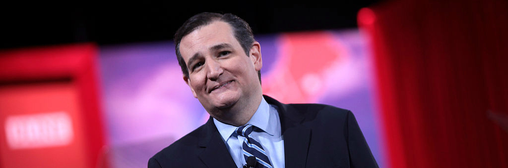 Straw poll shows Cruz emerging as candidate with majority support
