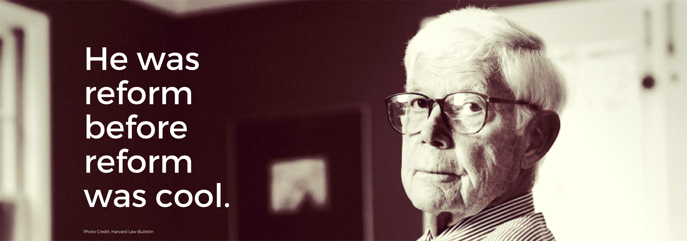 Celebrate John B. Anderson's 95th Birthday!
