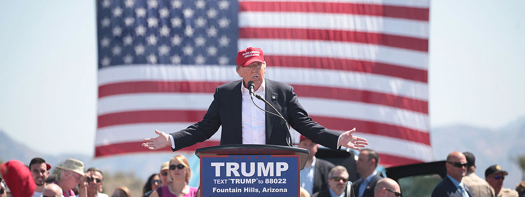 Trump Moves into Majority Position in GOP Nomination Contest