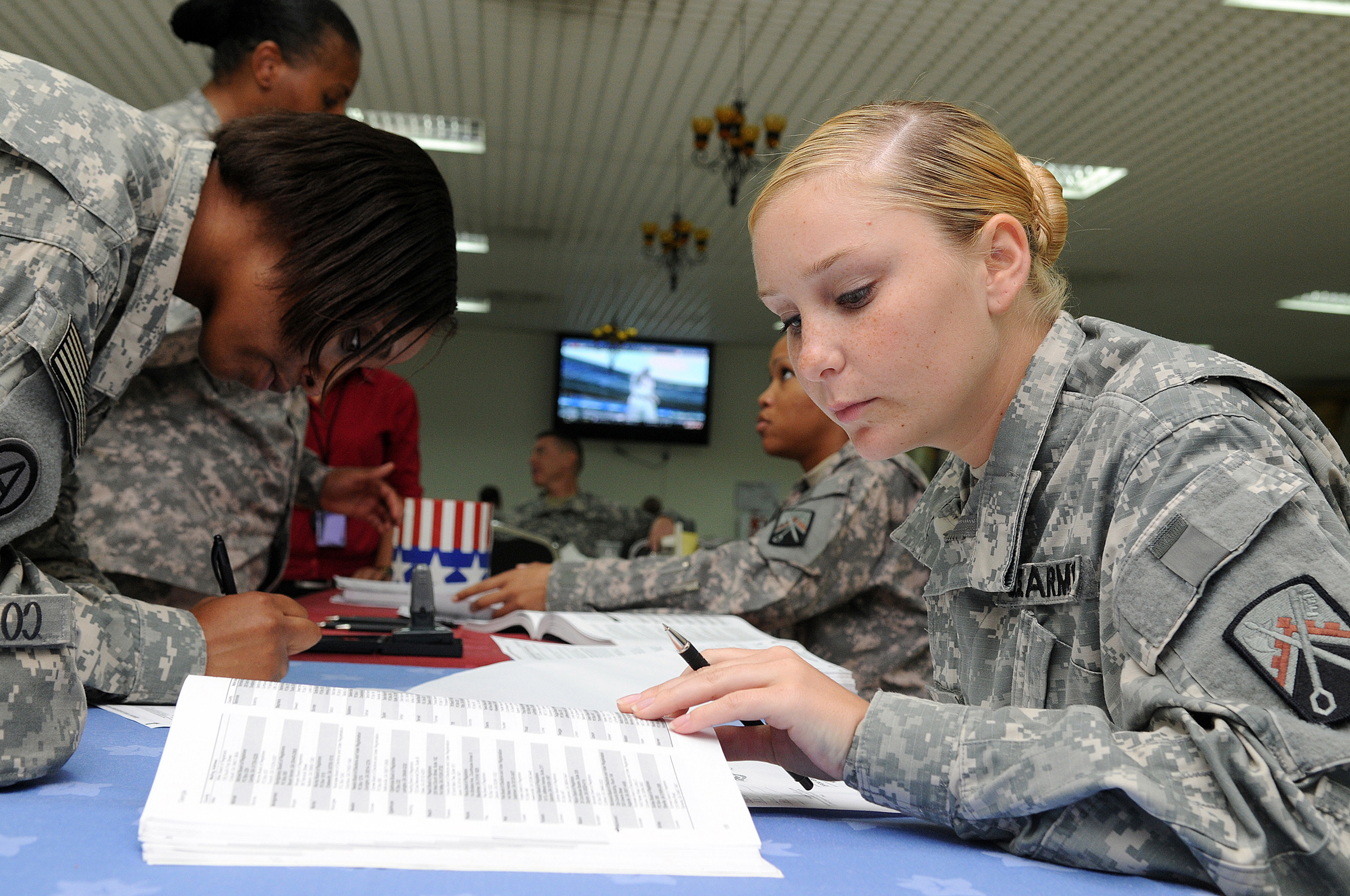 Solving Problems: Ranked Ballots for Military & Overseas Voters