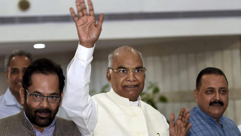 India Elects 14th President Using Ranked Choice Voting