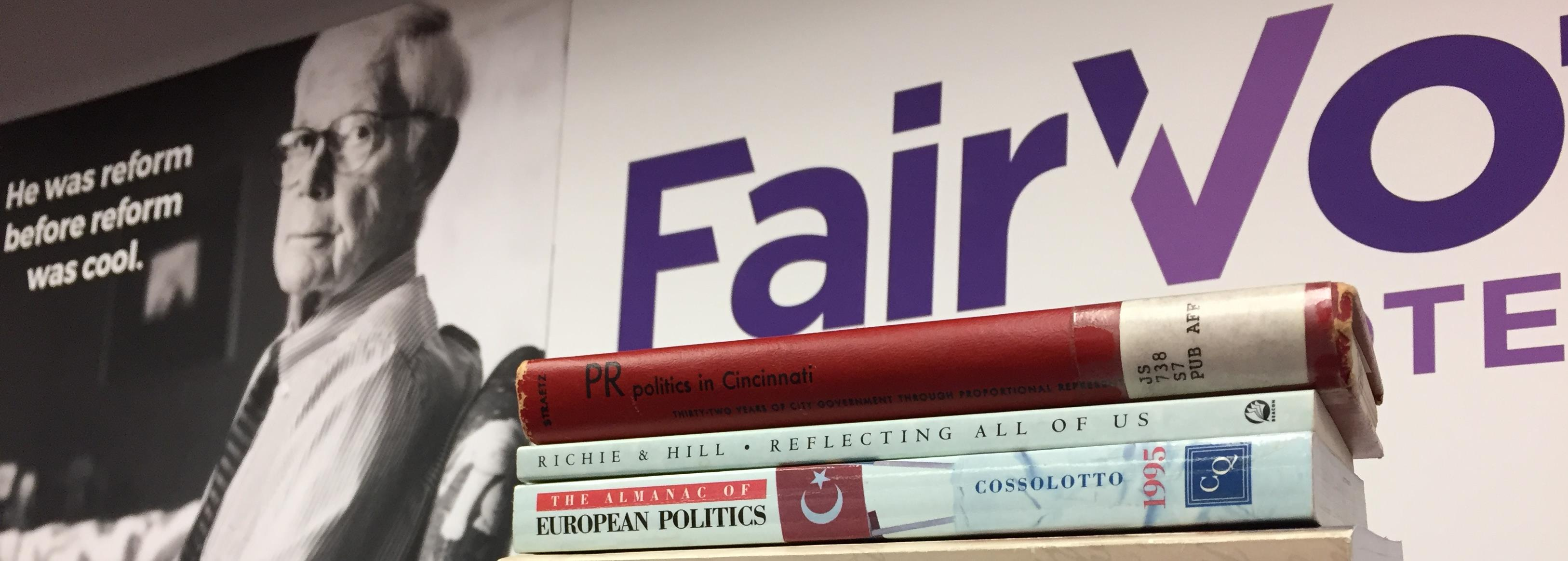 The History of FairVote: The Founding Years