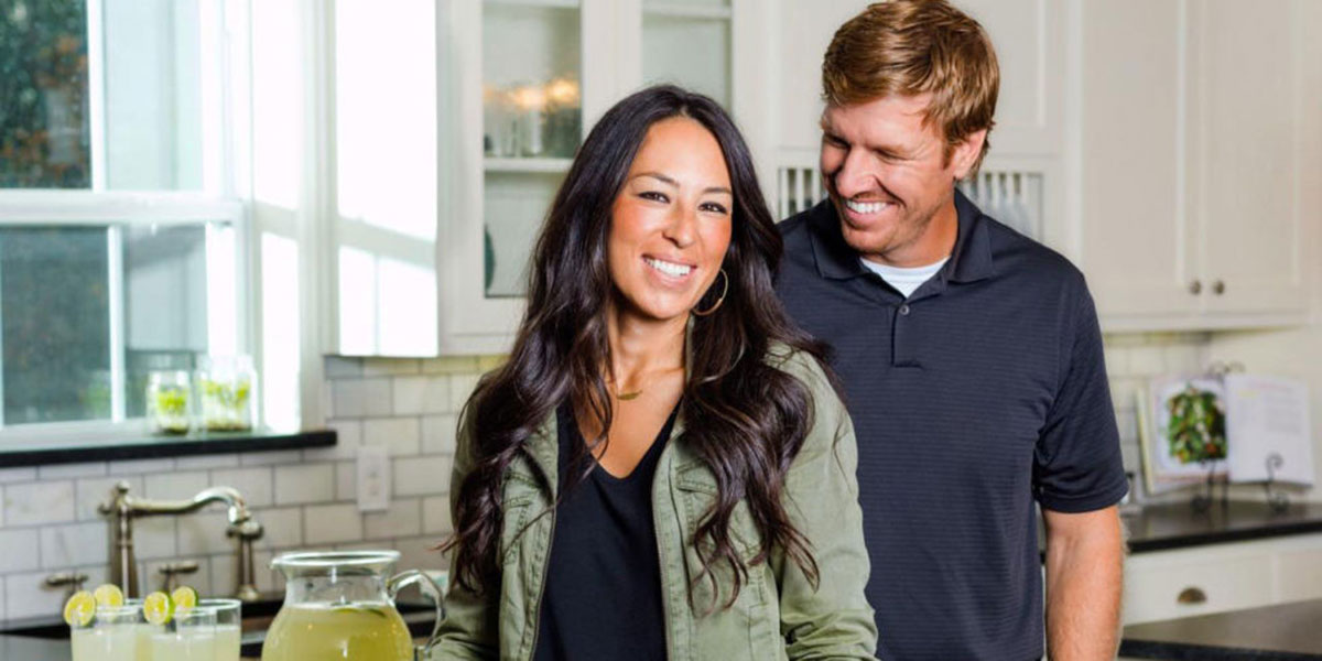 Fixer upper fans love what chip did for joanna s for Chip and joanna gaines kids birthdays