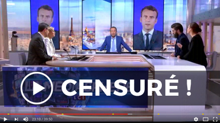 Replay censuré par LCI