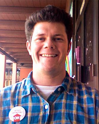 Oakland teacher Benjie Achtenberg