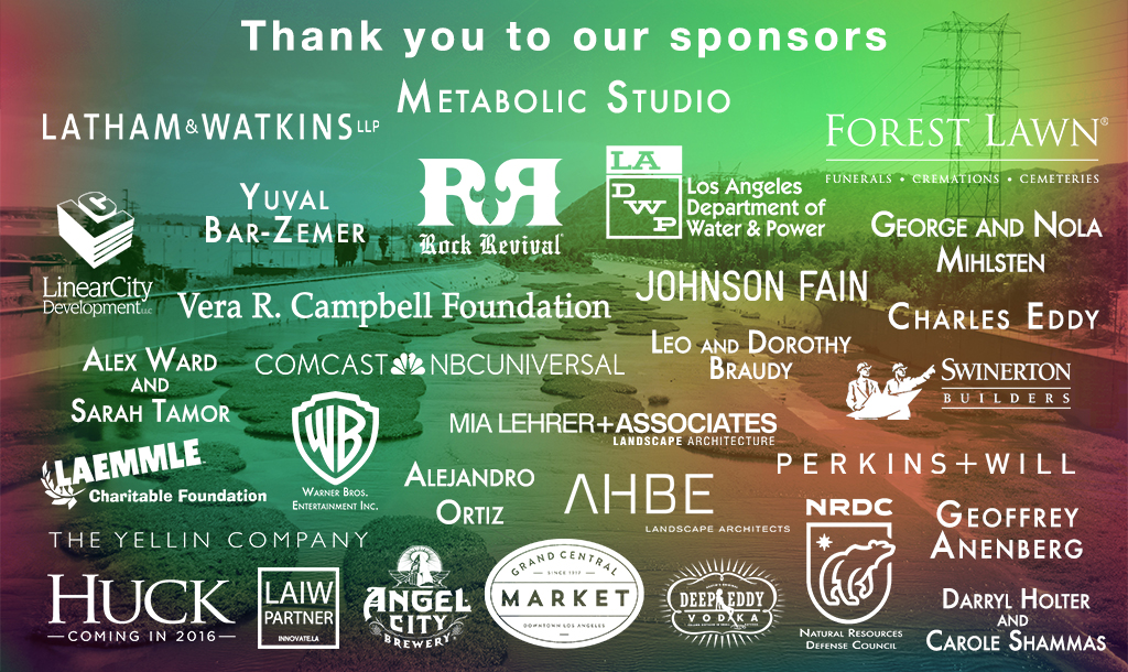 Sponsors of the FoLAR Fandango