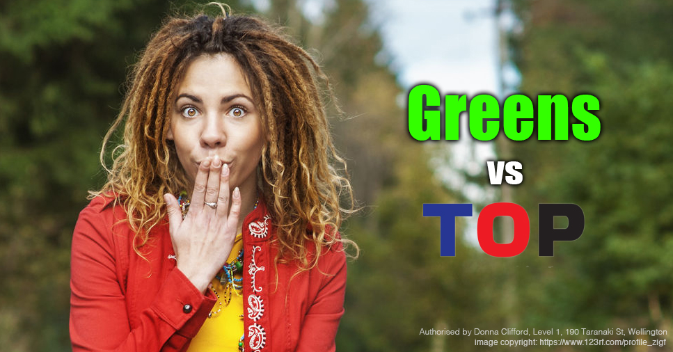 TOP vs The Greens