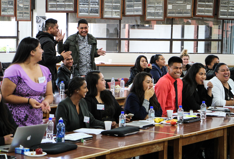 Pasifika Youth Parliament speaks out on big issues