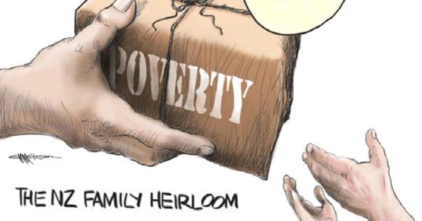 Super for the wealthy part of the child poverty problem