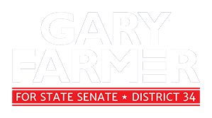 Gary Farmer for State Senate