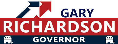 Gary Richardson for Governor