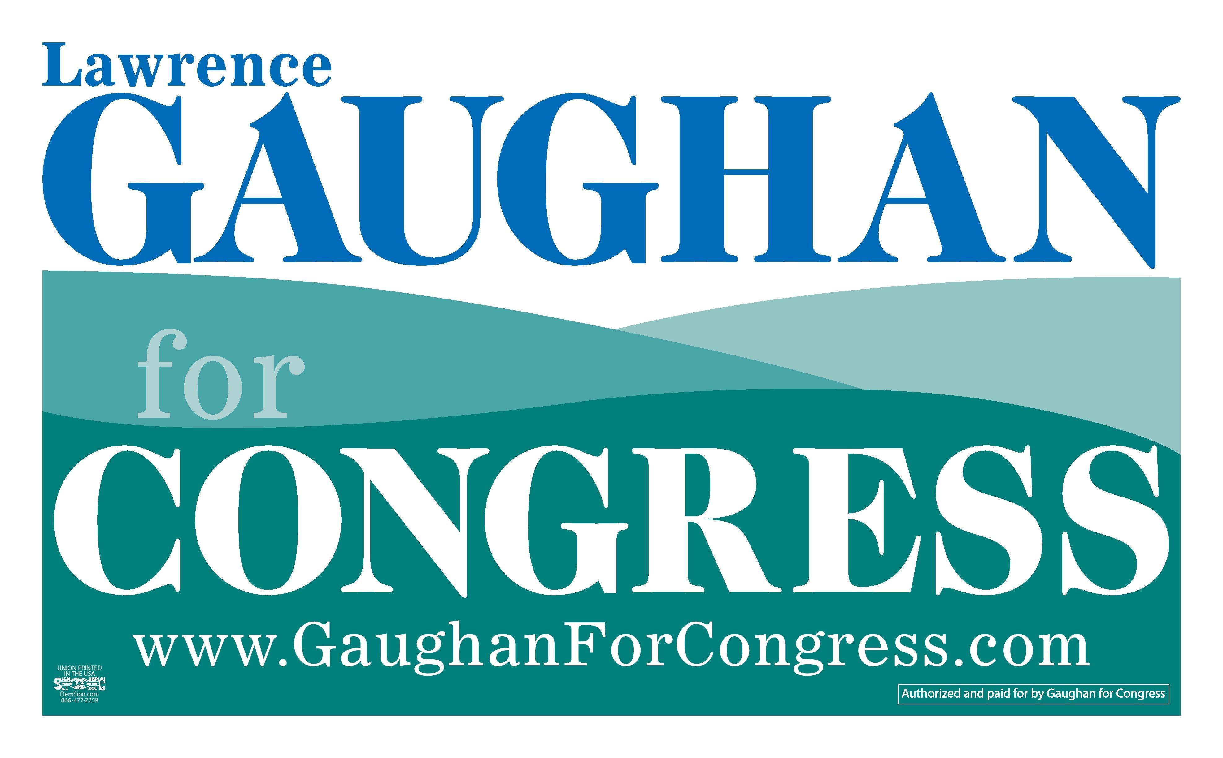 Gaughan for Congress