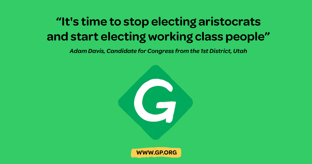 State Green Parties Aim For Major Party Status In Midterm Elections