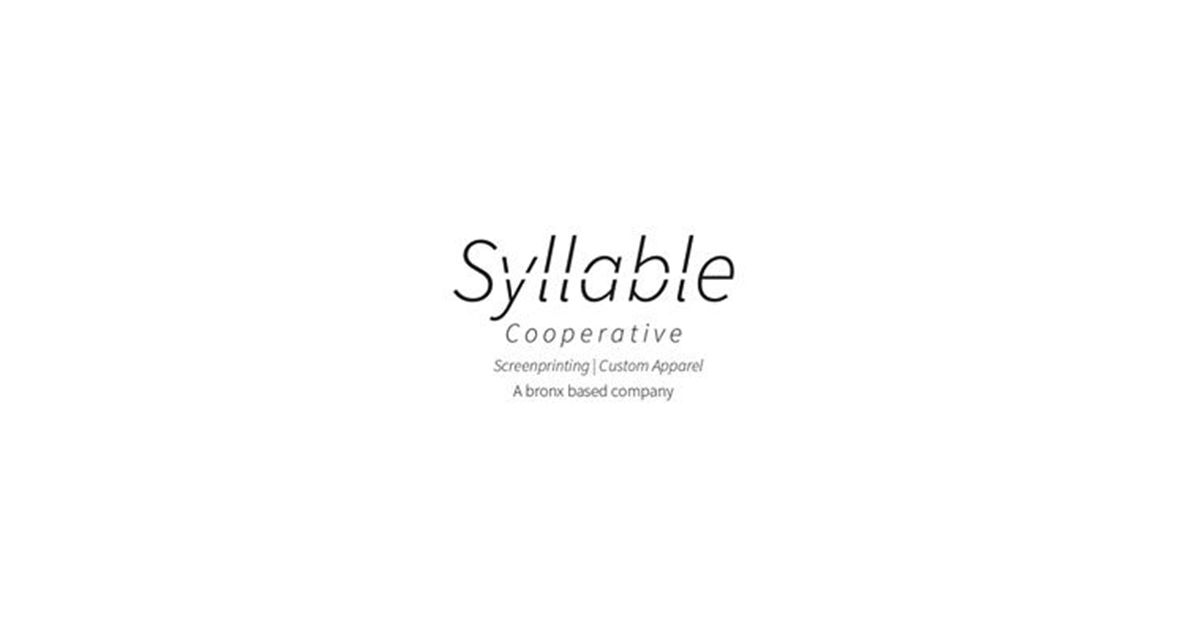 Syllable Cooperative - Green Worker Cooperatives