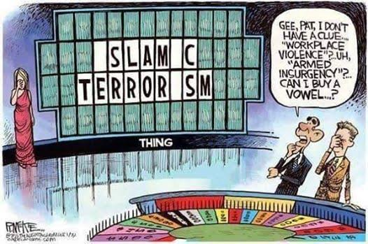 Wheel of Fortune - Islamic Terrorism