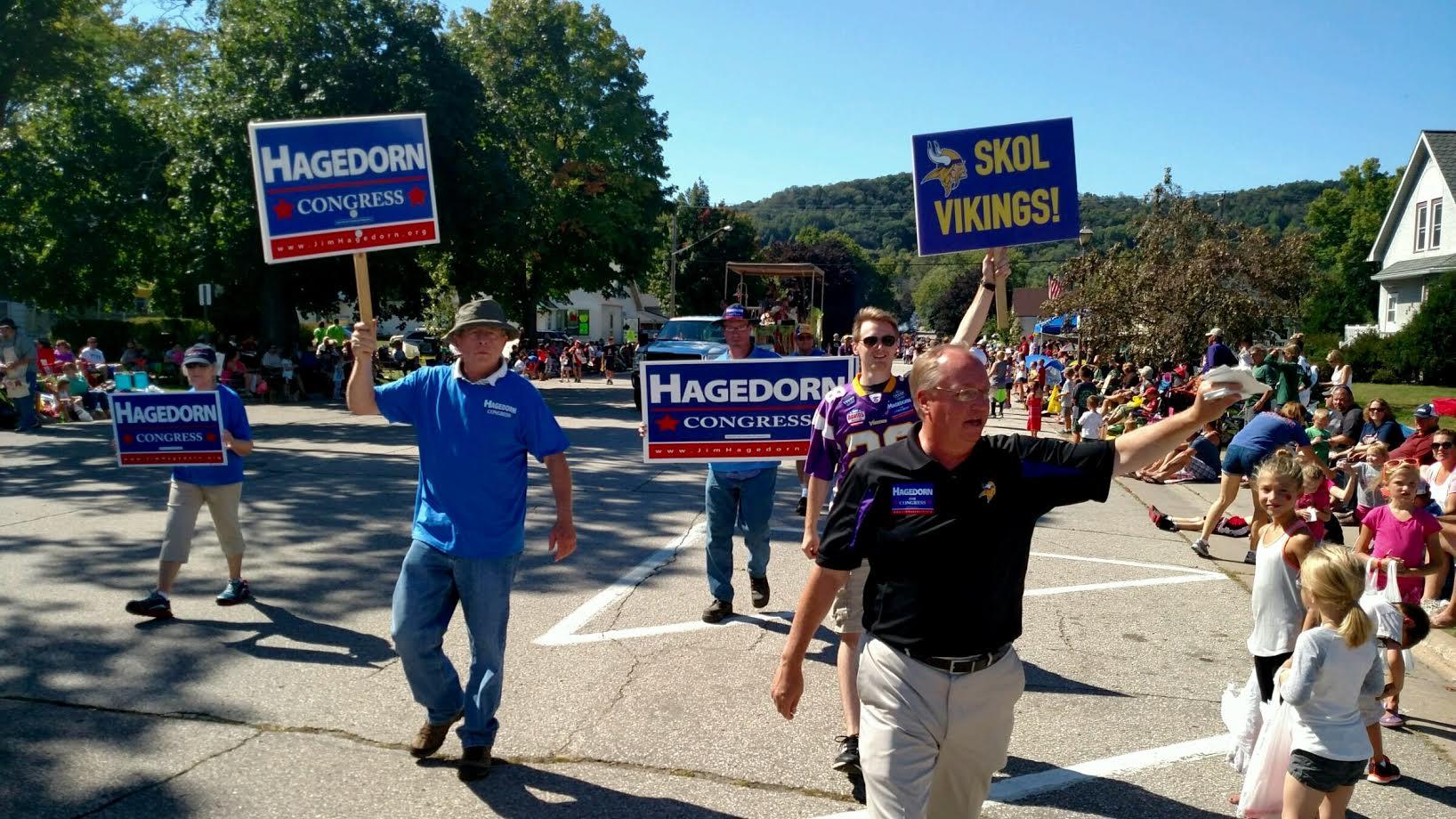 Jim Hagedorn - Parade