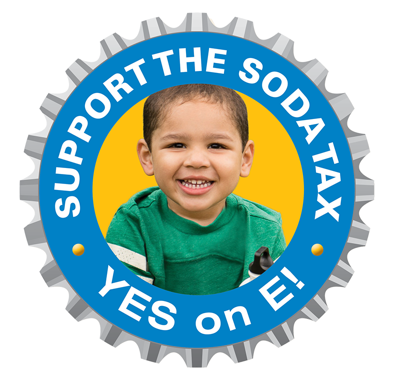 Yes On E, Choose Health SF - Support the San Francisco Soda Tax