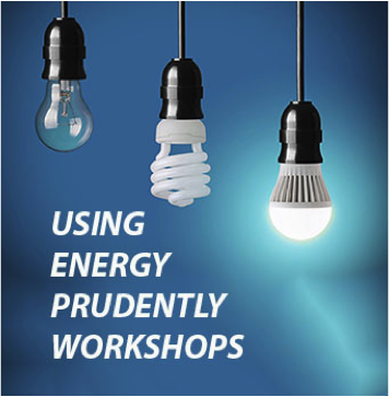 Using Energy Prudently