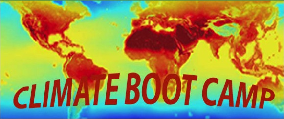 Climate Boot Camp