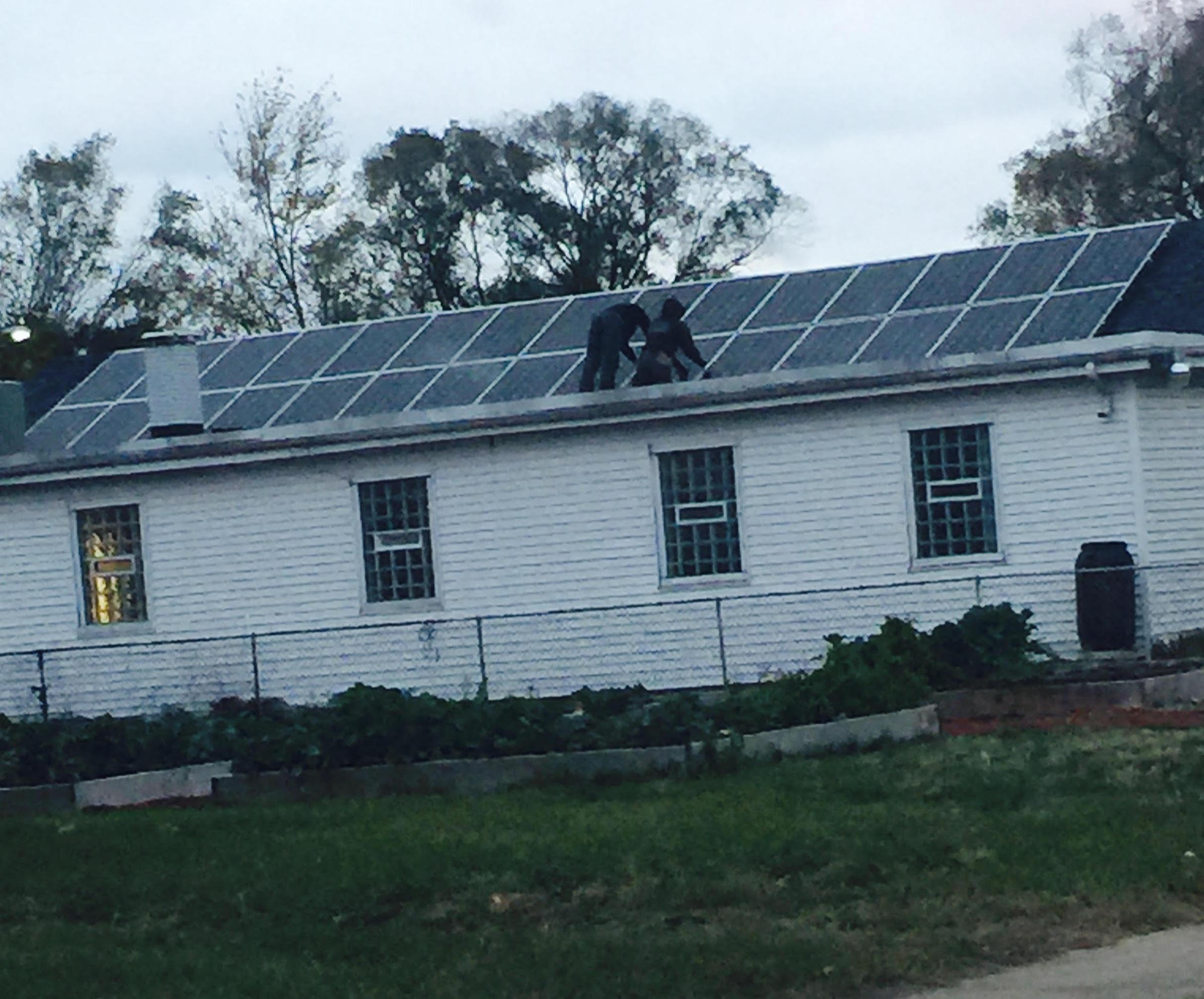 Progressive Community Church Installation