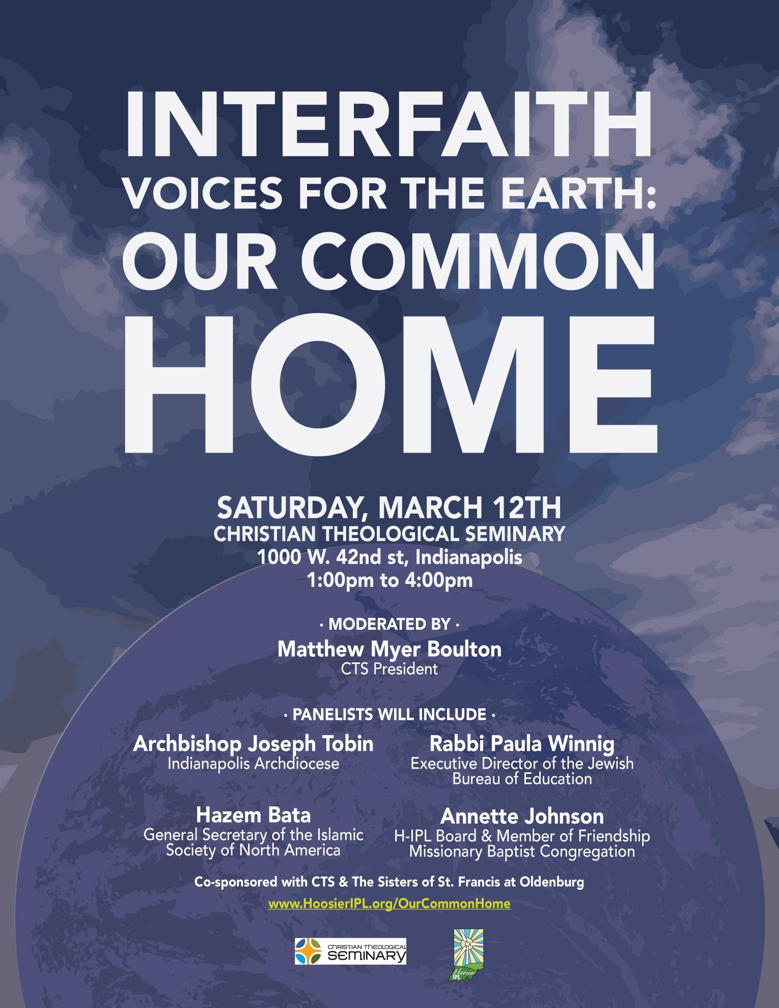 Interfaith Voices Poster