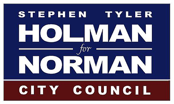 Holman for Norman
