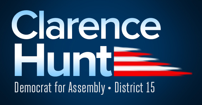 Clarence Hunt Democrat Assembly