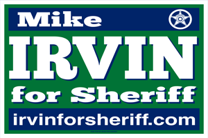 Mike Irvin for Sheriff of Chesterfield County
