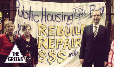 Lack Funding for public housing driving homelessness - Jamie Parker MP
