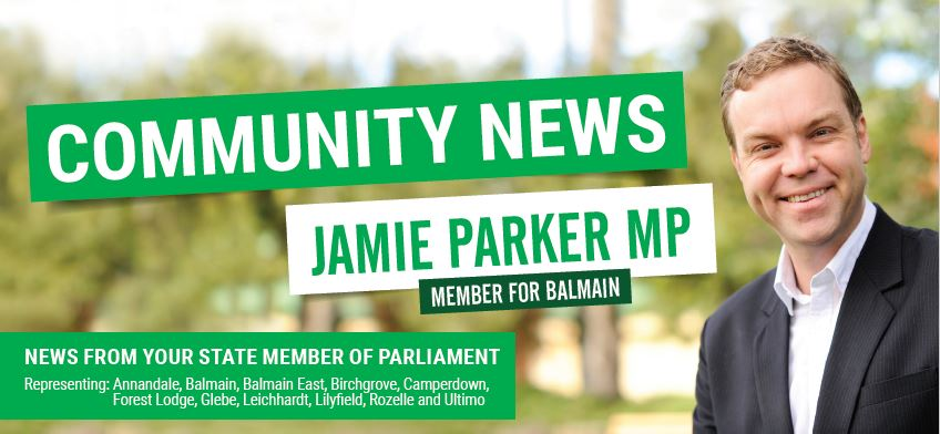 Newsletter December 2017 - Jamie Parker MP