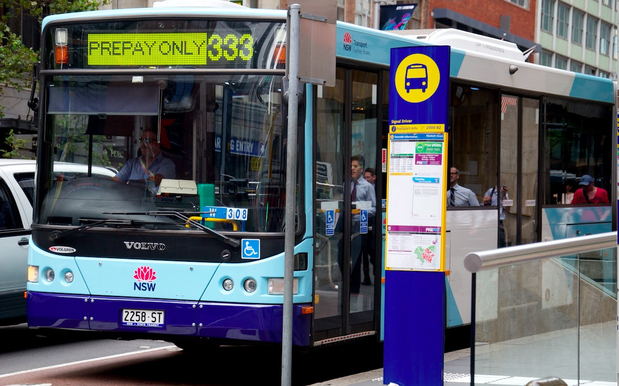 Inner West Bus Privatisation Contract Signed - Jamie Parker MP