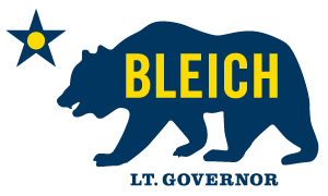 Jeff Bleich for Lieutenant Governor 2018 FPPC # 1396288