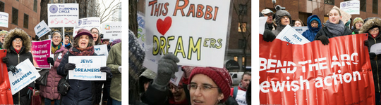 New York Jews for Dreamers