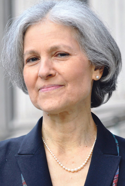 Is Jill Stein Crazy Or Are We The Washington Post